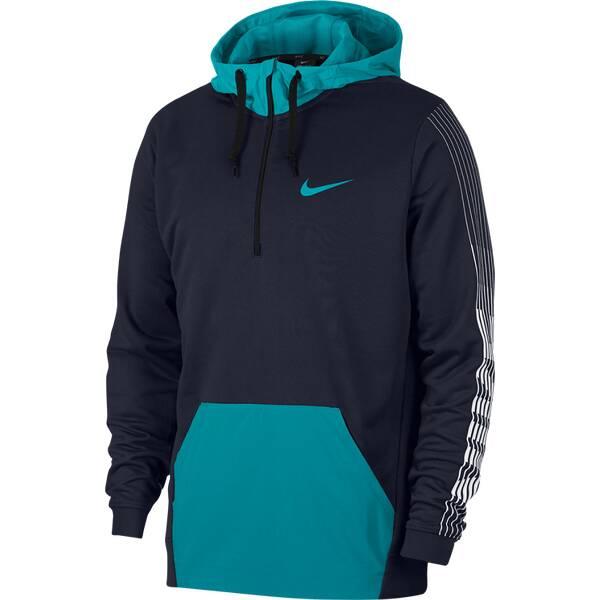 "NIKE Herren Trainings-Sweatshirt ""Dri-FIT Fleece"""