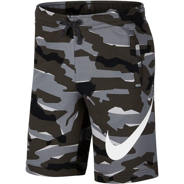 NIKE Herren Shorts Club Camo Short FT