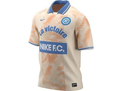 "NIKE Herren Fußballtrikot ""Nike F.C."" Kurzarm Pink"