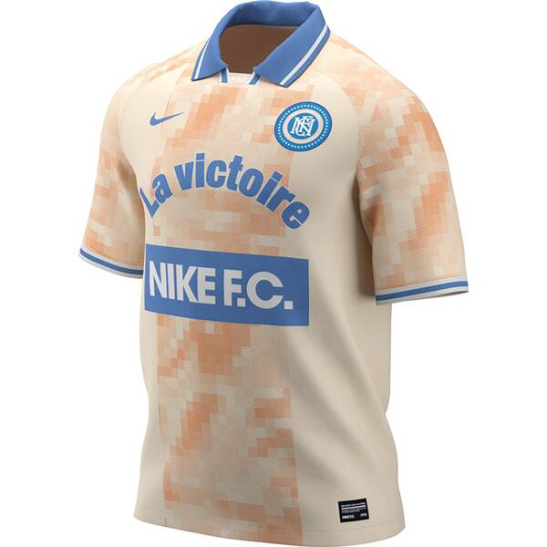 NIKE Herren Fußballtrikot Nike F.C. Kurzarm   Sportbekleidung > Trikots > Fußballtrikots   Nike