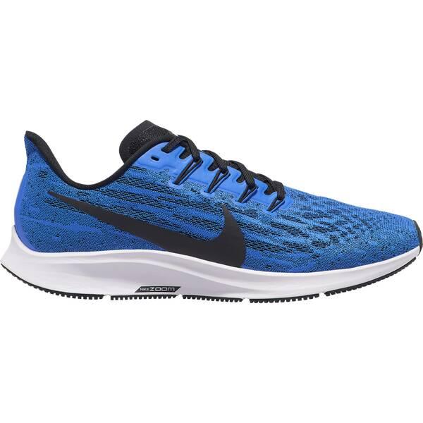NIKE Herren Laufschuhe NIKE AIR ZOOM PEGASUS 36 | Schuhe > Sportschuhe > Laufschuhe | Blue - Black - White | Nike