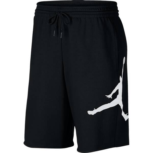 NIKE Herren Fleece Shorts M J JUMPMAN LOGO FLC SHORT