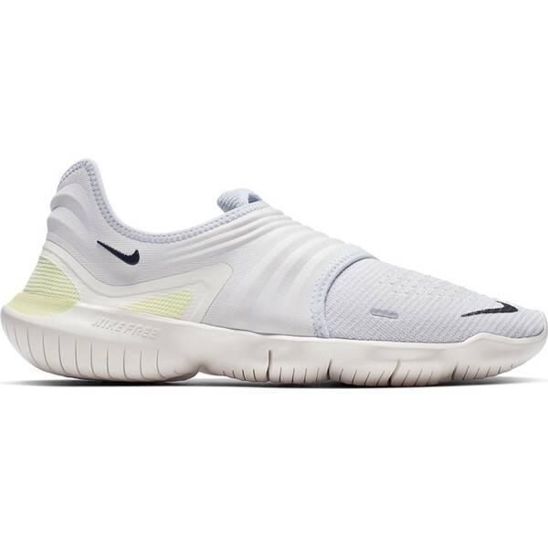 NIKE Herren Laufschuh Free Run Flyknit 3.0 | Schuhe > Sportschuhe > Laufschuhe | Black - Green | Nike