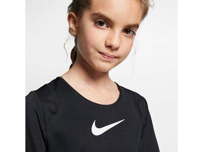 NIKE Mädchen T-Shirt Schwarz