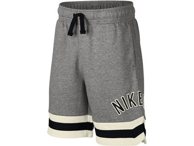 NIKE Kinder Shorts B NK AIR SHORT BF Grau