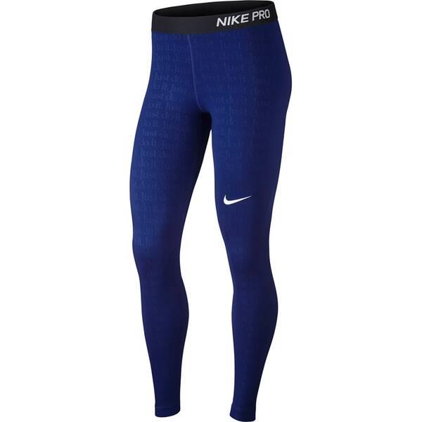 NIKE Damen Tight Nike Pro JDI