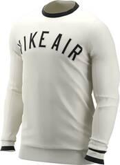 NIKE Herren Sweatshirt M NSW NIKE AIR CREW FLC