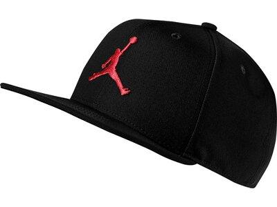 NIKE Cap Jordan Pro Jumpman Snapback Schwarz