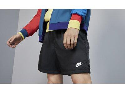 NIKE Herren Bermuda Shorts Schwarz