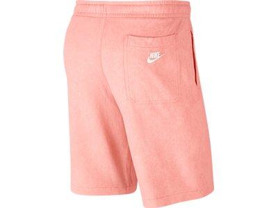 NIKE Lifestyle - Textilien - Hosen kurz Wash Short Hose kurz Pink