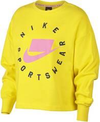 NIKE Damen Sweatshirt NSW NSW CREW FLC FT BF