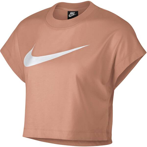 NIKE Damen T-Shirt Cropped