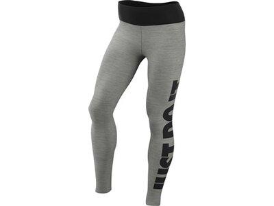NIKE Damen High-Rise Leggings W NSW LEGASEE LGGNG HW JDI Grau