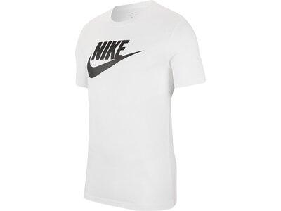 NIKE Herren T-Shirt M NSW TEE ICON FUTURA Pink