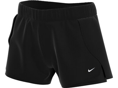 "NIKE Damen Fitness-Shorts ""Flex"" Schwarz"