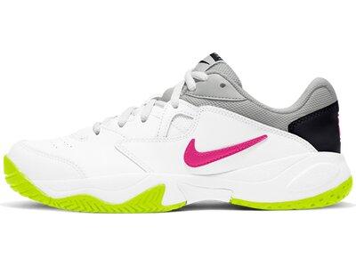 """NIKE Damen Tennisschuhe Outdoor """"Court Lite 2"""" Weiß"""