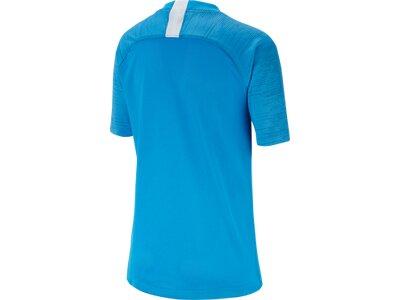 NIKE Kinder Shirt B NK BRT STRKE TOP SS Blau