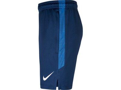 NIKE Kinder Fußball Shorts B NK DRY STRKE SHORT KZ Blau