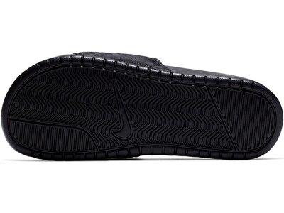 NIKE Nike Benassi JDI Textile SE Women's Schwarz