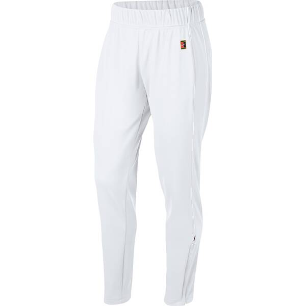 NIKE Damen Tennishose Warm Up Pant | Sportbekleidung > Sporthosen > Tennisshorts | White | NIKE