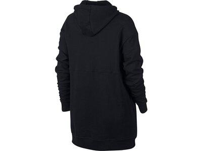 NIKE Damen Sweatshirt Schwarz