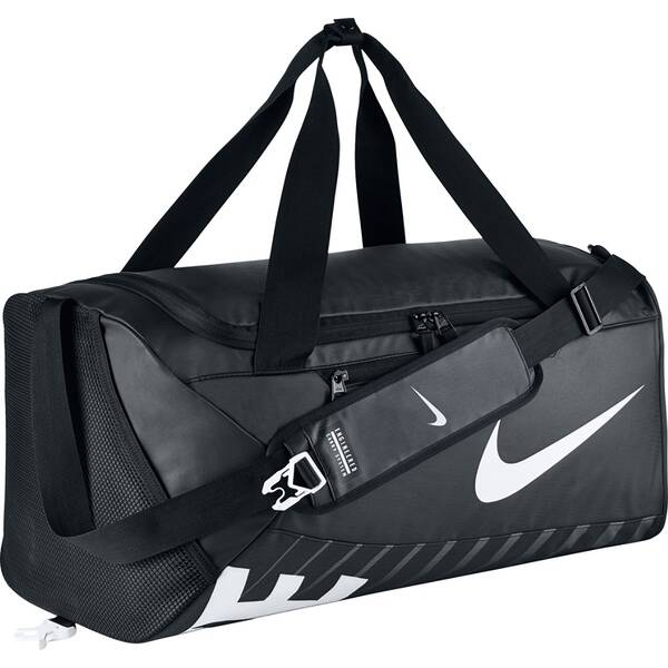 NIKE Herren Sporttasche Alpha Adapt Cross Body medium Schwarz