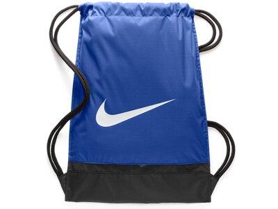 NIKE Nike Brasilia Training Gymsack Blau