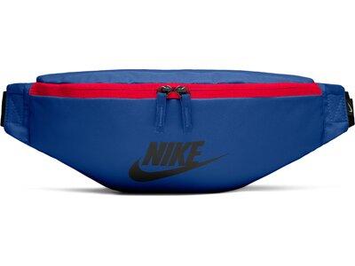 NIKE Heritage Hip Pack Blau