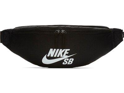 NIKE Skate Waistpack (Small Items) NK SB HERITAGE HIP PACK Schwarz