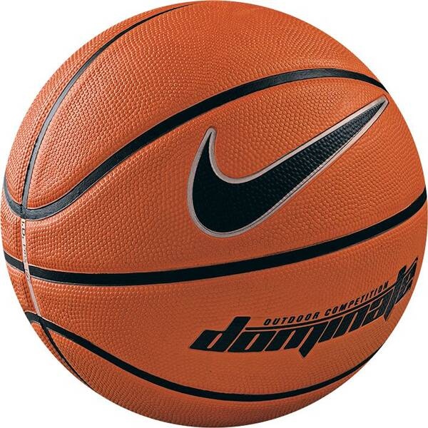 NIKE Basketball Dominate Size 7 Orange