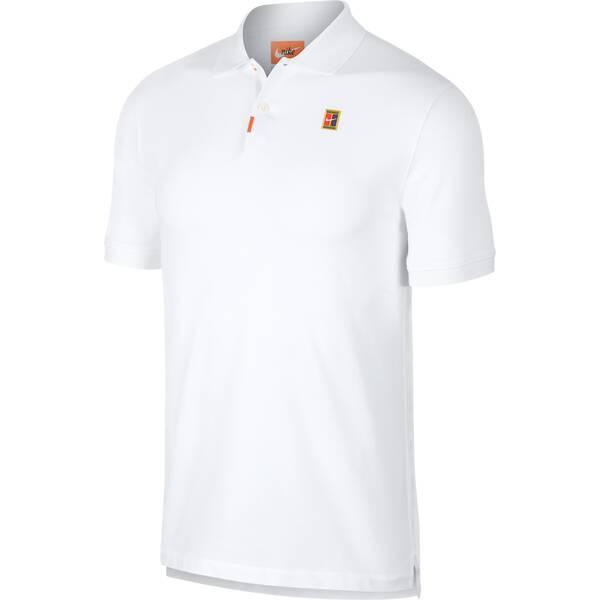 NIKE Herren Poloshirt Slim Fit Kurzarm