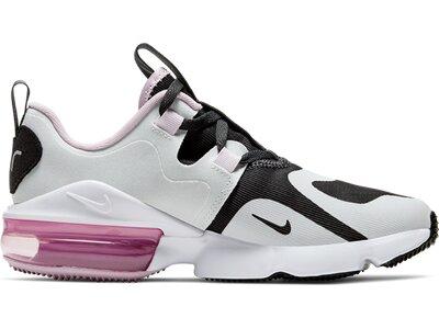 "NIKE Jungen Sneaker ""Air Max Infinity"" Silber"