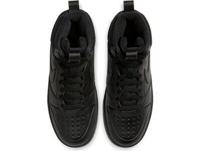 NIKE Lifestyle - Schuhe Kinder - Winterstiefel Court Borough Mid 2 Sneaker Kids Schwarz