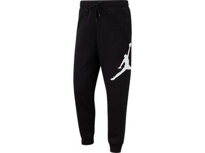 NIKE Herren Sporthose Jordan Jumpman Logo Schwarz