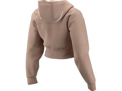 "NIKE Damen Sweatshirt ""Swoosh"" Grau"