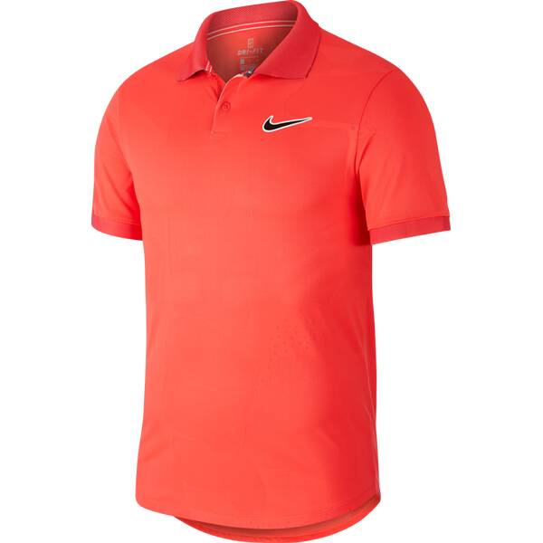 NIKE Herren Poloshirt Court Breathe Advantage