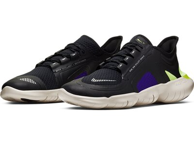 "NIKE Herren Laufschuhe ""Nike Free RN 5.0 Shield"" Braun"
