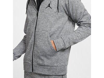 NIKE Herren Sweatshirt Jordan 23 Alpha Therma Grau