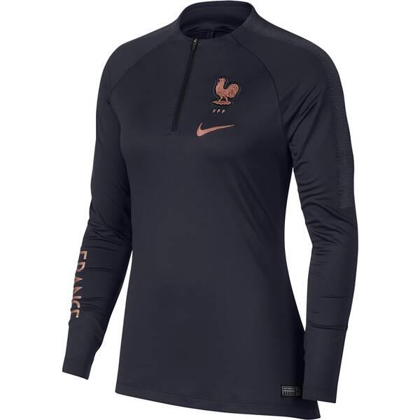 NIKE Damen Fansweatshirt FFF SQUAD DRILL