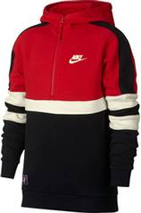 NIKE Kinder Kapuzensweat B NSW NK AIR HOODIE HZ