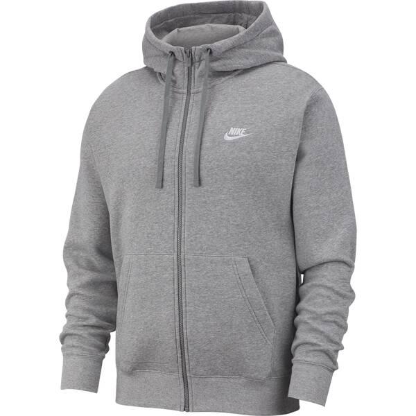 NIKE Herren Unterjacke Club Fleece Hoodie   Bekleidung > Pullover > Pullunder   Nike