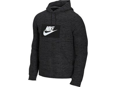 """NIKE Herren Sweatshirt """"Optic Fleece Graphic"""" Schwarz"""