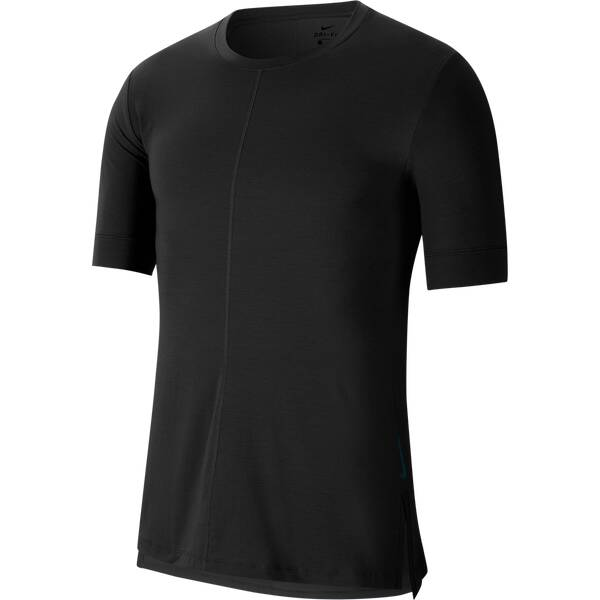 NIKE Herren T-Shirt Dri-FIT YOGA