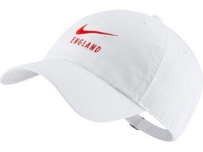 NIKE Herren Fan-Cap ENT H86 Weiß
