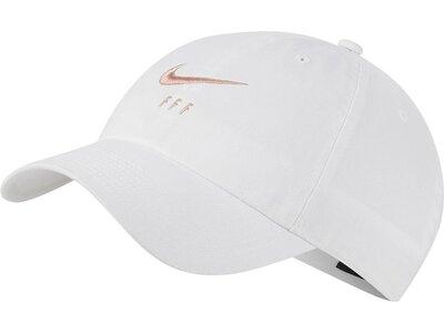 NIKE Herren Fan-Cap FFF H86 Grau