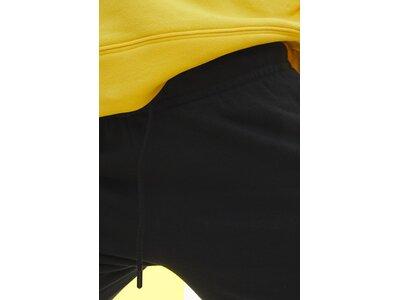 NIKE Damen Fleece Hose W NSW ESSNTL PANT REG FLC Schwarz