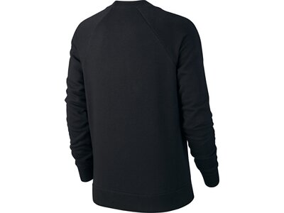 "NIKE Damen Sweatshirt ""Essential"" Schwarz"