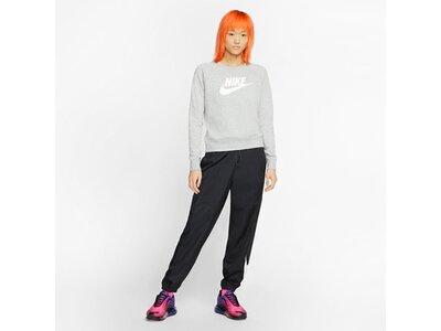 "NIKE Damen Sweatshirt ""Essential"" Silber"