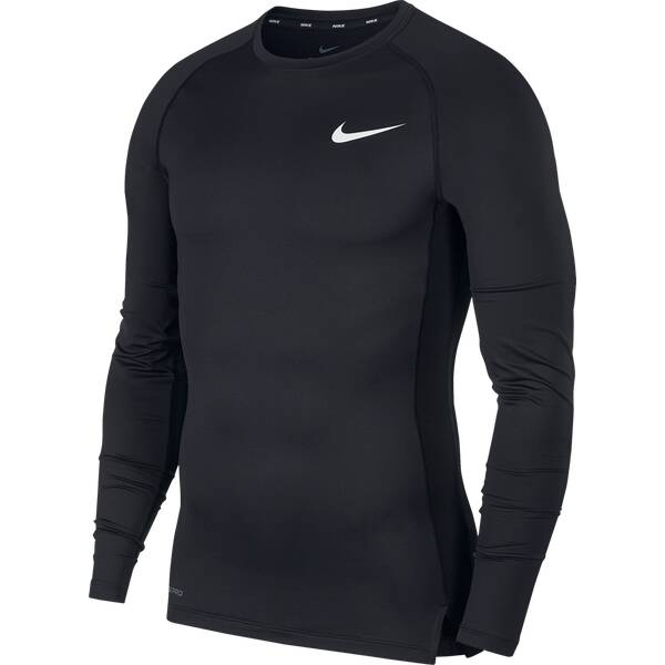 NIKE Herren Langarmshirt TOP TIGHT