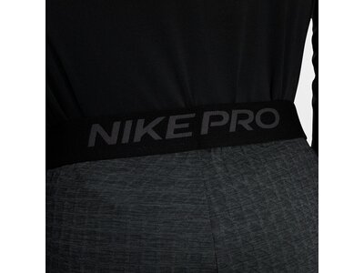NIKE Herren Trainingstights Schwarz